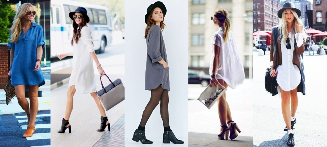 SPRING FASHION ALERT: SHIRTDRESS!!