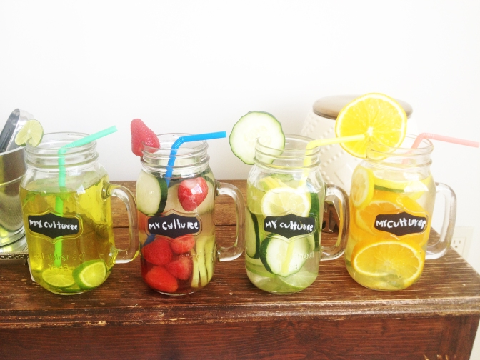 FRUIT INFUSED WATER: 4 COMBINACIONES Y SUS BENEFICIOS!!